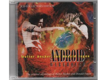 2 x CD - Walter Becker And Donald Fagen  - Android Warehouse  - 1998