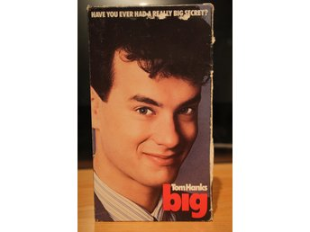 Big - Usa, CBS, VHS, NTSC - Tom Hanks