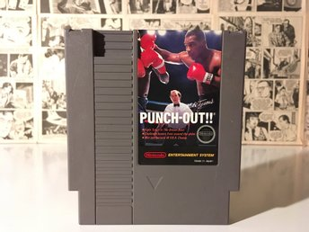 Punch-Out!! (NTSC-USA Nintendo NES) (Mike Tyson's Punch Out)
