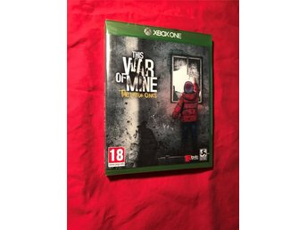 THIS WAR OF MINE THE LITTLE ONES XBOX ONE NYTT INPLASTAD