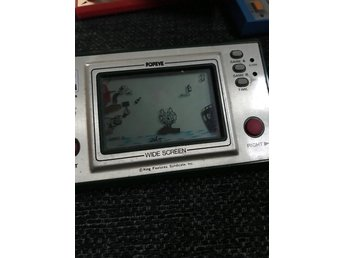 Game & Watch - Popeye