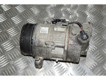 BMW E90 E91 320d Automat Klimakompressor AC Air Condition Compressor ( Tested )