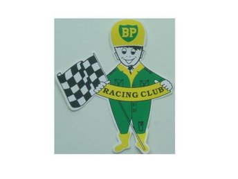 BP Racing Club Dekal Sport.