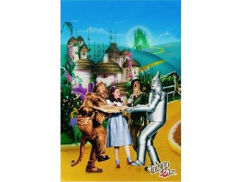 Wizard of Oz - Yellow brick road