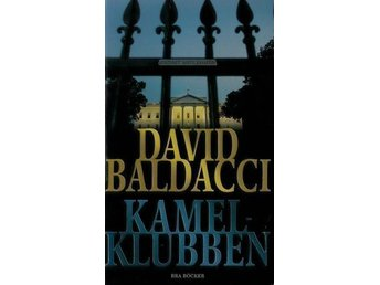 Kamelklubben, David Baldacci (Pocket)