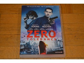 Zero Tolerance ( Scott Adkins Dustin Nhuyen ) DVD