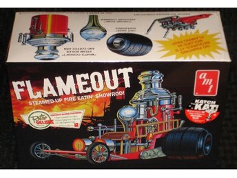 AMT 1/25 Flameout Show Rod