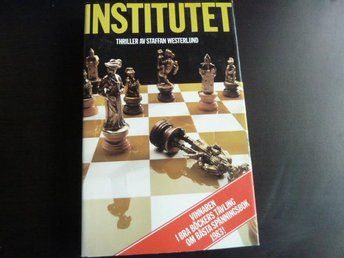 INSTITUTET,  S.WESTERLUND,  1983,  BOK, BÖCKER