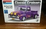 Revell Monogram 1/24 1955 Ford F-100 Street Rod