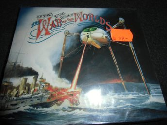 Jeff Wayne - The war of the worlds (1978) - 2CD - 2009 - Ny