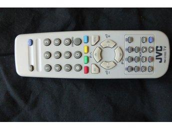 JVC RM-C1100 TV fjärrkontroll - älta - JVC RM-C1100 TV fjärrkontroll - älta