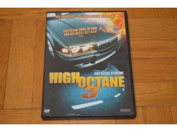 High Octane 3 ( Ketzal Sterling ) DVD