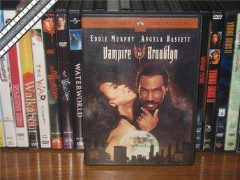 VAMPIRE IN BROOKLYN - Eddie Murphy *UTGÅNGEN DVD* - Svensk text - åmål - VAMPIRE IN BROOKLYN - Eddie Murphy *UTGÅNGEN DVD* - Svensk text - åmål