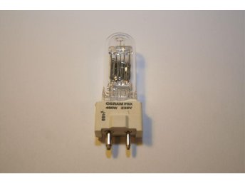 Halogenlampa Osram Photo Optic lamp 400W, GZ9.5, NY