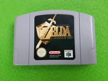 Zelda Ocarina of Time  N64 Nintendo 64