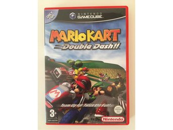 Mario Kart ,double dash.Gamecube