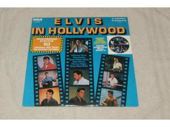 ELVIS PRESLEY - ELVIS IN HOLLYWOOD 1976, ROCKABILLY, BLUES, COUNTRY, POP, INDIAN
