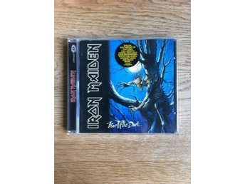 Fear of the Dark - Iron Maiden cd i bra skick