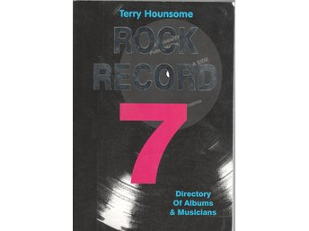 Rock Record 7 - Directory of Album & Musicians