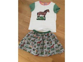 Cath Kidston kjol och t-shirt 3-4 år - Farsta - Cath Kidston kjol och t-shirt 3-4 år - Farsta