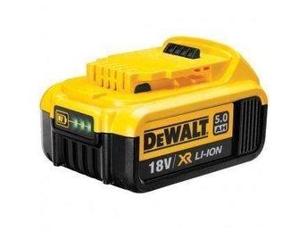 DEWALT 18V 5,0Ah Li-Ion XR batteri. Passar till DEWALT sladdlösa 18V verktyg. - Alingsås - DEWALT 18V 5,0Ah Li-Ion XR batteri. Passar till DEWALT sladdlösa 18V verktyg. - Alingsås