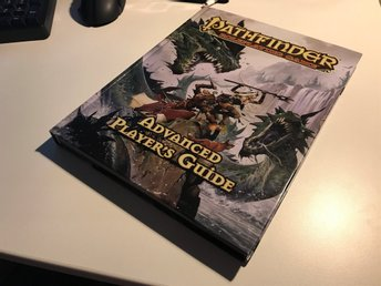 Pathfinder Roleplaying Game - Advanced Players Guide