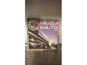 The Manhattan Transfer - The Best Of The Manhattan Transfer, LP