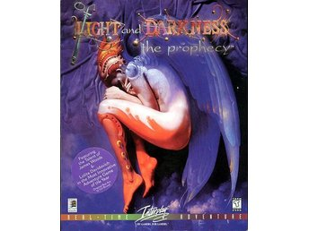 KULTSPEL - Of Light and Darkness: TheProphecy / PC spel / NY
