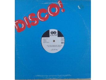 The Variations Featuring Samaki  titel*  Let's Take A Disco Ride* US 12""