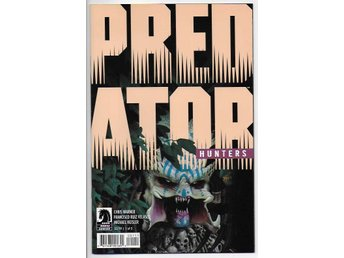 Predator: Hunters # 1 NM Ny Import