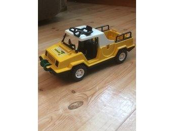 Playmobil, Playmo. Jeep