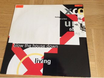 Living in a Box Blow the house down 12""