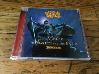 ELOY The Vision The Sword And The Pyre Part 1 CD 2017 Import