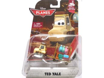 Ted Yale - Disney Planes 2 Original Metal