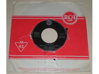 Neil Sedaka 45a Little devil 1961