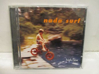 Nada Surf ‎– High / Low - FINT SKICK!