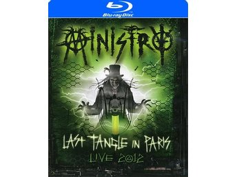 Ministry: Last tangle in Paris - Live 2012 (Blu-ray + 2 CD)