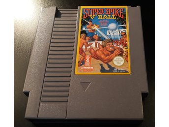 Super Spike V Ball - Nes / Nintendo