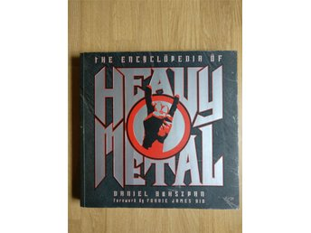The Encyclopedia of Heavy Metal 300 sidor. Tung bok!