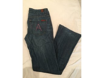Seven 7 for all mankind jeans storlek 26