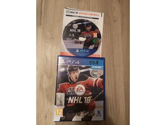 NHL 18 PS4 Playstation 4
