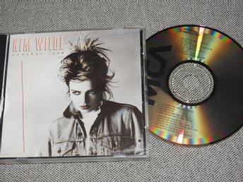 Kim Wilde - Another Step CD - You Keep Me Hangin' On - Schoolgirl - Victim