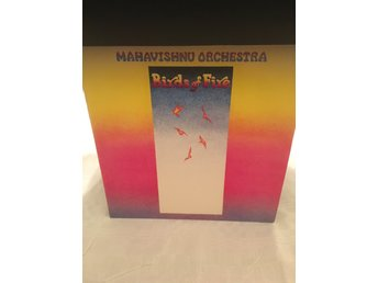 Mahavishnu Orchestra, Birds Of Fire, John McLaughlin, Original, CBS, NL, 1973