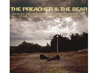 The Preacher & The Bear - Suburban Island (CD) NY - FRI FRAKT