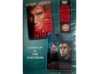 Cover up / The Custodian (1990, 1993) Dolph Lundgren, Louis Gossett Jr - Eskilstuna - Cover up / The Custodian (1990, 1993) Dolph Lundgren, Louis Gossett Jr - Eskilstuna