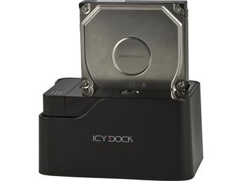 """ICY DOCK USB 3.0 direkt dockning för 2,5"""" och 3,5"""" IDE-/SATA-HDD - Höganäs - ICY DOCK USB 3.0 direkt dockning för 2,5"""" och 3,5"""" IDE-/SATA-HDD - Höganäs"""