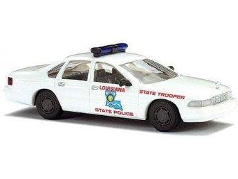Busch 47688 - Chevrolet Caprice H0-skala - Ord.pris 100:- - Munka-ljungby - Busch 47688 - Chevrolet Caprice H0-skala - Ord.pris 100:- - Munka-ljungby