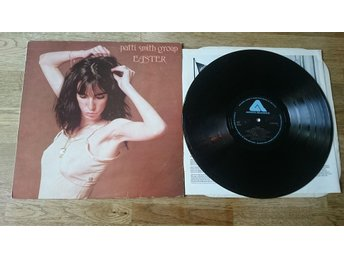 Patti Smith Group LP - Easter