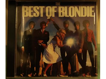 CD. BLONDIE - THE BEST OF BLONDIE. UK.