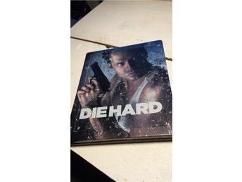 Die Hard - Zavvi Exclusive Steelbook - OOP/OOS - Lund - Die Hard - Zavvi Exclusive Steelbook - OOP/OOS - Lund